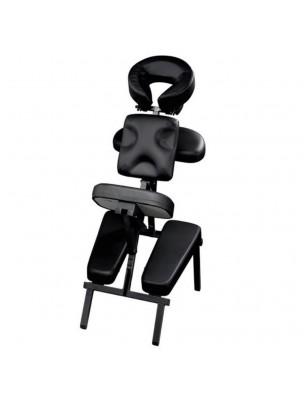 Image de Chaise de massage noire Eco Sissel depuis Tables et chaises de massages transportables