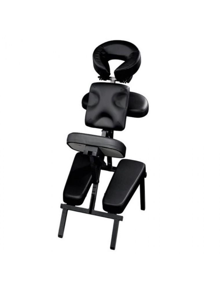 Chaise de massage noire - Eco
