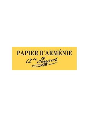 Papier d'Arménie à la Rose - Désodorisant naturel 36 bandes