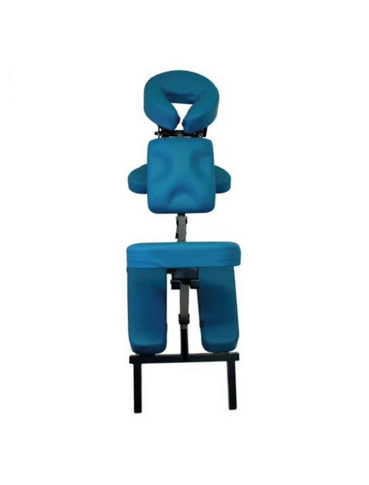 Chaise de massage bleue Eco Sissel