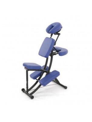 Chaise de massage Portal Pro bleue