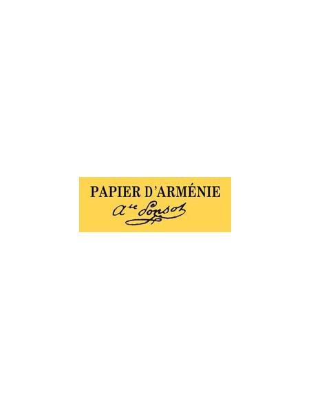 Bougie d'Arménie classique - Ambiance délicieuse 220g - Papier d'Arménie