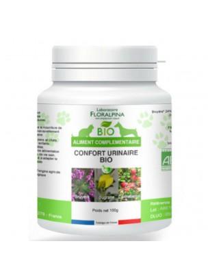 Confort urinaire Bio - Chiens et Chats 100g - Floralpina