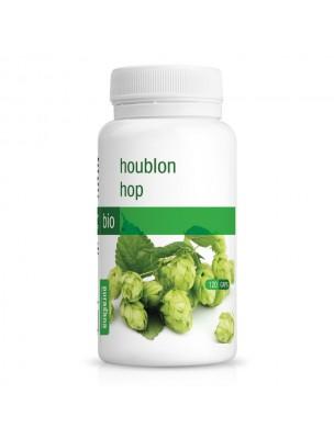 Houblon Bio - Relaxation et Sommeil 120 gélules - Purasana