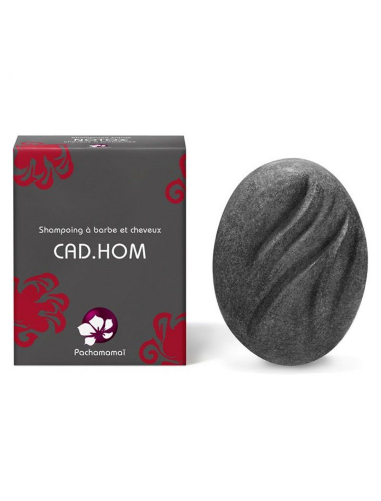 Shampooing solide Cad.Hom - Shampooing à Barbe 65 g - Pachamamaï