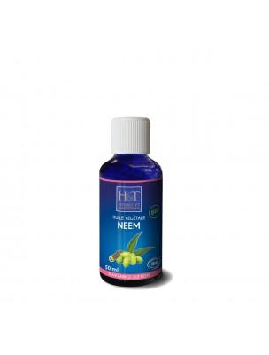 Neem Bio - Huile végétale de Melia Azadirachta 50 ml - Herbes et Traditions