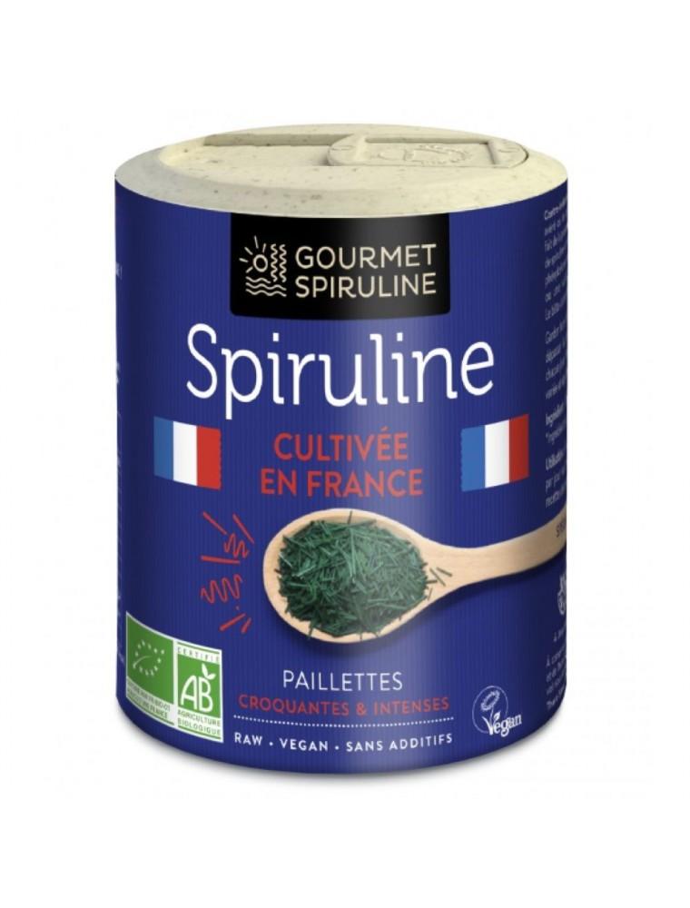 Spiruline France Bio Paillettes - Vitalité 90 grammes - Dietaroma