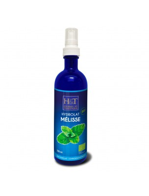 Mélisse Bio - Hydrolat de Melissa Officinalis 200 ml - Herbes et Traditions