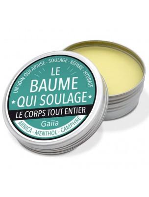 Le Baume qui Soulage - Le Corps tout Entier 50 ml - Gaiia