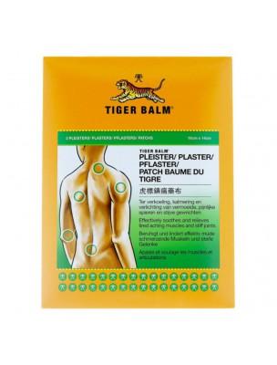 Baume du Tigre - 3 patchs - Tiger Balm