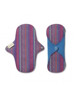 Protège-slips - Coton Bio lavable lot de 3 - Pachamamaï