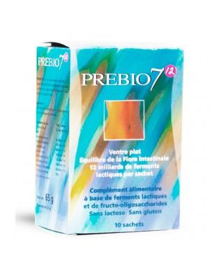 Prébio 7 - Flore intestinale 12 milliards de ferments lactiques10 sachets - Nutrition Concept