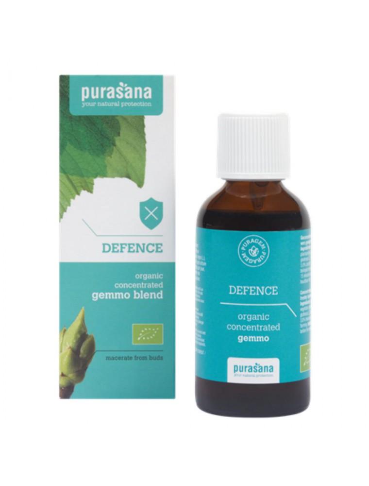 Puragem Defence Bio - Défenses immunitaires 50 ml - Purasana