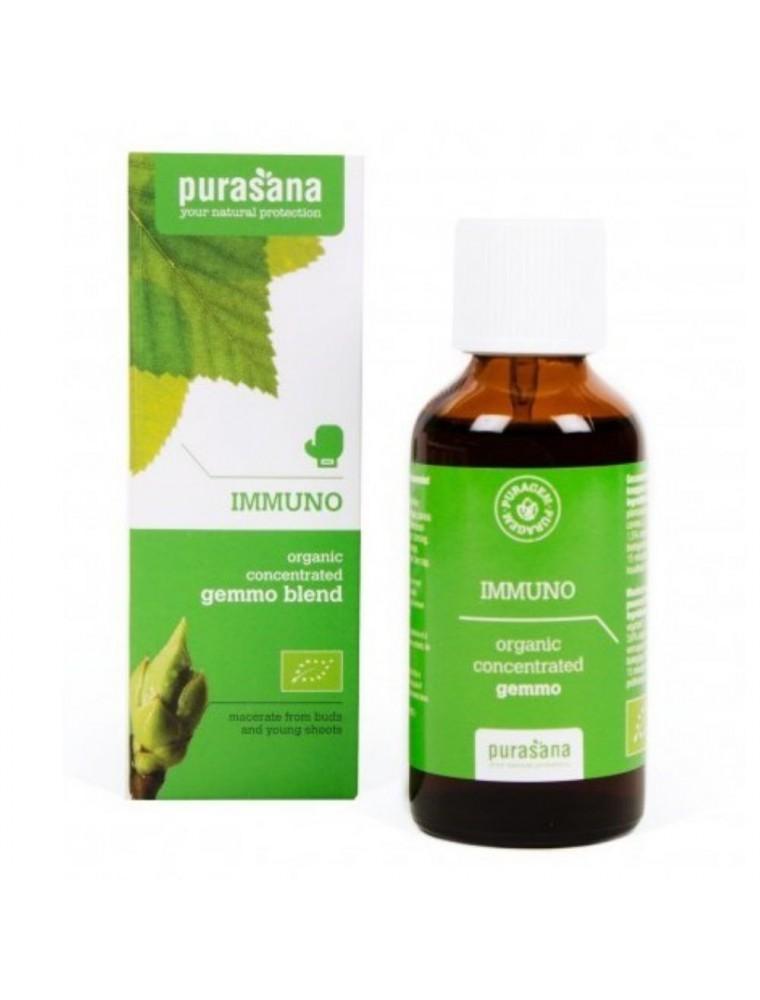 Puragem Immuno Bio - Immunité 50 ml - Purasana
