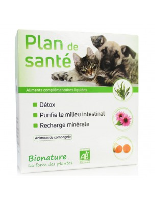 Plan de santé Bio - Cure de 2 mois - Bionature