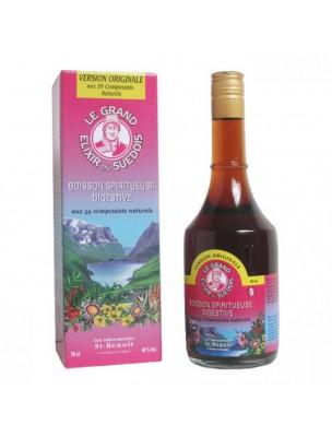 Elixir du Suédois 40°- Digestif, Tonique et Dépuratif 700 ml - Saint-Benoît