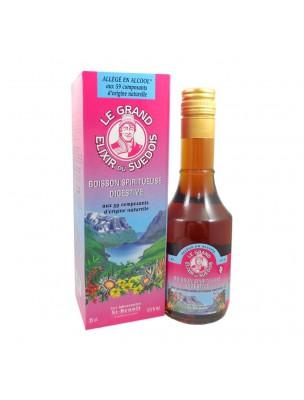 Elixir du Suédois 17,5°- Digestif, Tonique et Dépuratif 350 ml - Saint-Benoît