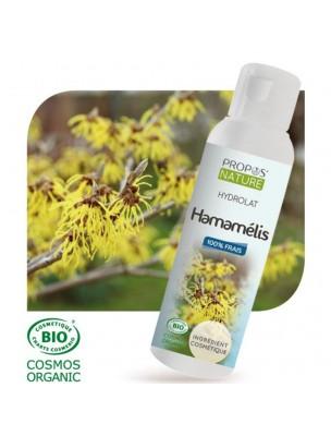 Hamamélis Bio - Hydrolat de Hamamelis virginiana 100 ml - Propos Nature
