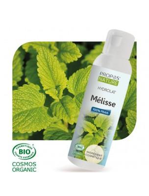 Mélisse Bio - Hydrolat de Melissa officinalis 100 ml - Propos Nature