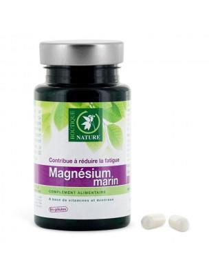 Magnésium marin - 60 comprimés - Boutique Nature