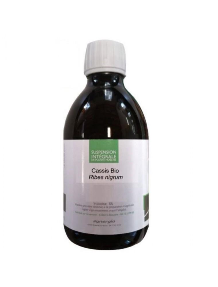 Cassis Bio - Suspension Intégrale de Plante Fraîche (SIPF) 300 ml - Synergia