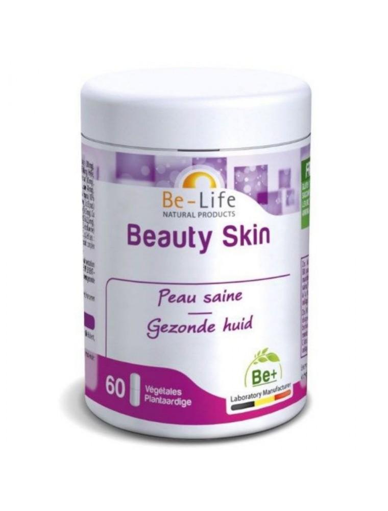 Beauty Skin - Beauté de la peau Zinc et Vitamines 60 gélules - Be-Life