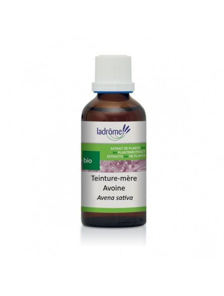 Avoine Bio - Tonus et Vitalité Teinture-mère Avena sativa 100 ml - Ladrôme