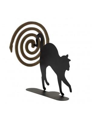 https://www.louis-herboristerie.com/31229-home_default/chat-noir-porte-spirales-pour-encens-les-encens-du-monde.jpg