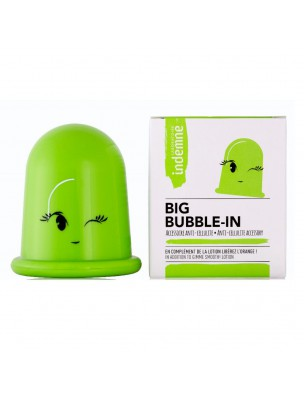 Ventouse Big Bubble-In - Accessoire anti-cellulite - Indemne