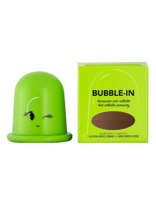 Ventouse Bubble-In - Accessoire anti-cellulite - Indemne