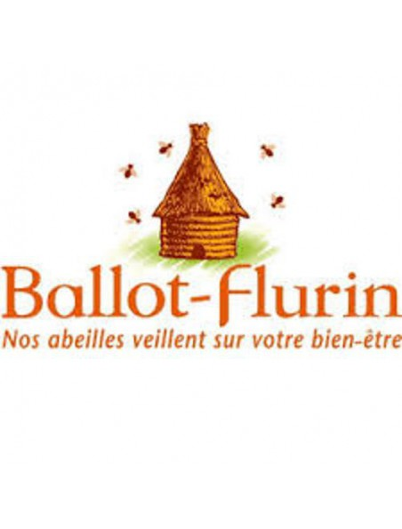 Miel de Bourdaine, Sarrasin et de Sureau Bio 480 g - Fruité et Gourmand - Ballot-Flurin