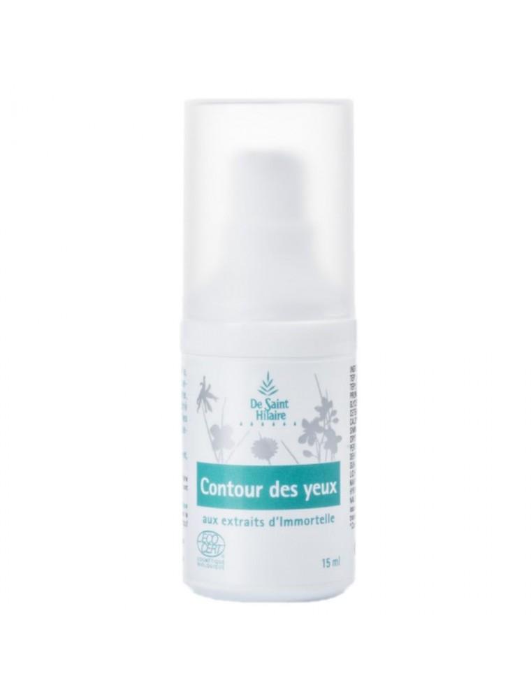 Contour des Yeux BIo - Anti-âge et Fatigue 15 ml - De Saint-Hilaire