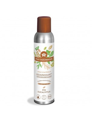 Phytaromasol Pin Eucalyptus - Spray assainissant 250 ml - Dietaroma