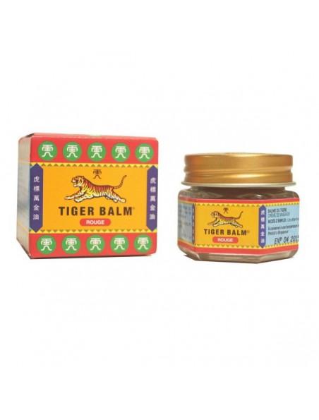 Baume du Tigre Rouge – Pot de 19 grammes
