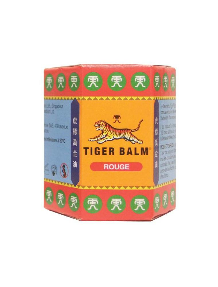 Baume du Tigre Rouge - Pot de 30 grammes - Tiger Balm