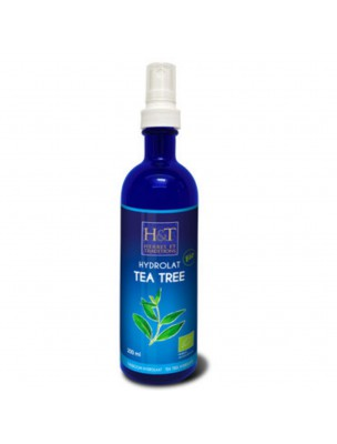 Tea Tree Bio - Hydrolat de Melaleuca Alternifolia 200 ml - Herbes et Traditions