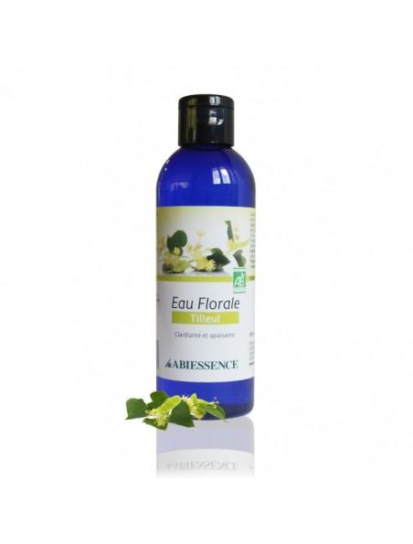 Tilleul Bio - Hydrolat (eau florale) 200 ml - Abiessence