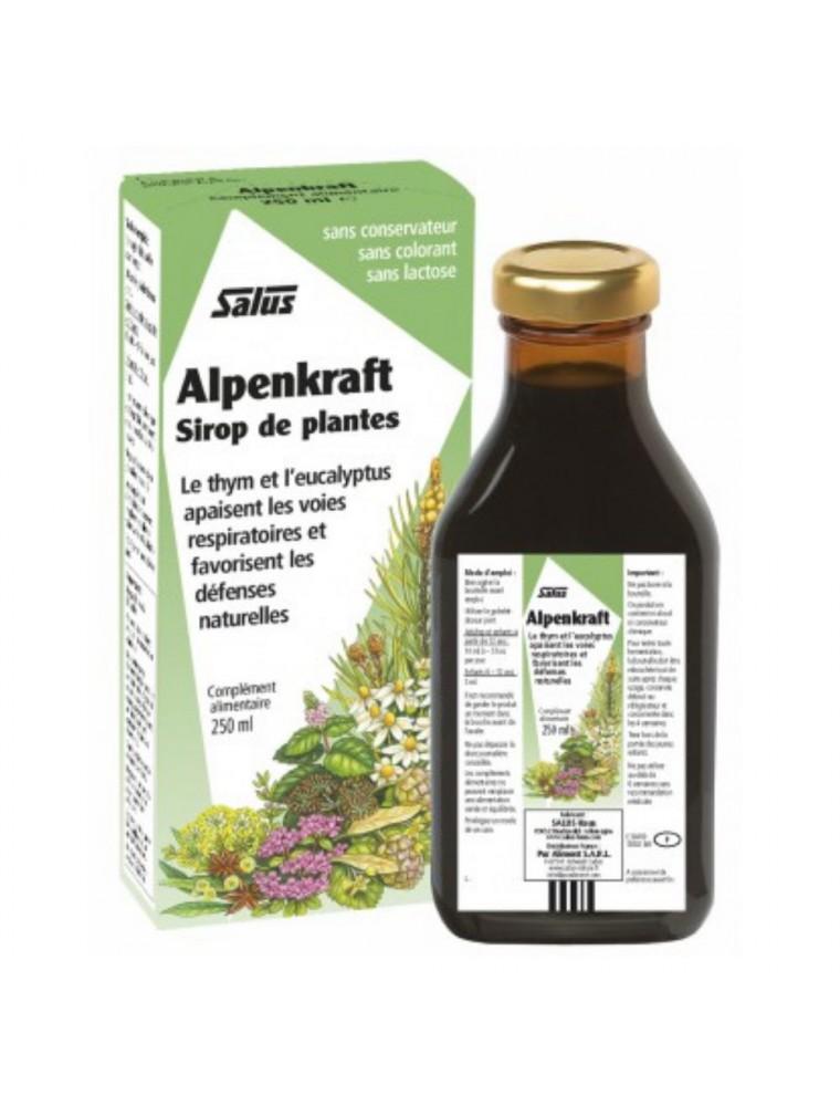 Alpenkraft - Respiration et Défenses naturelles 250 ml - Salus