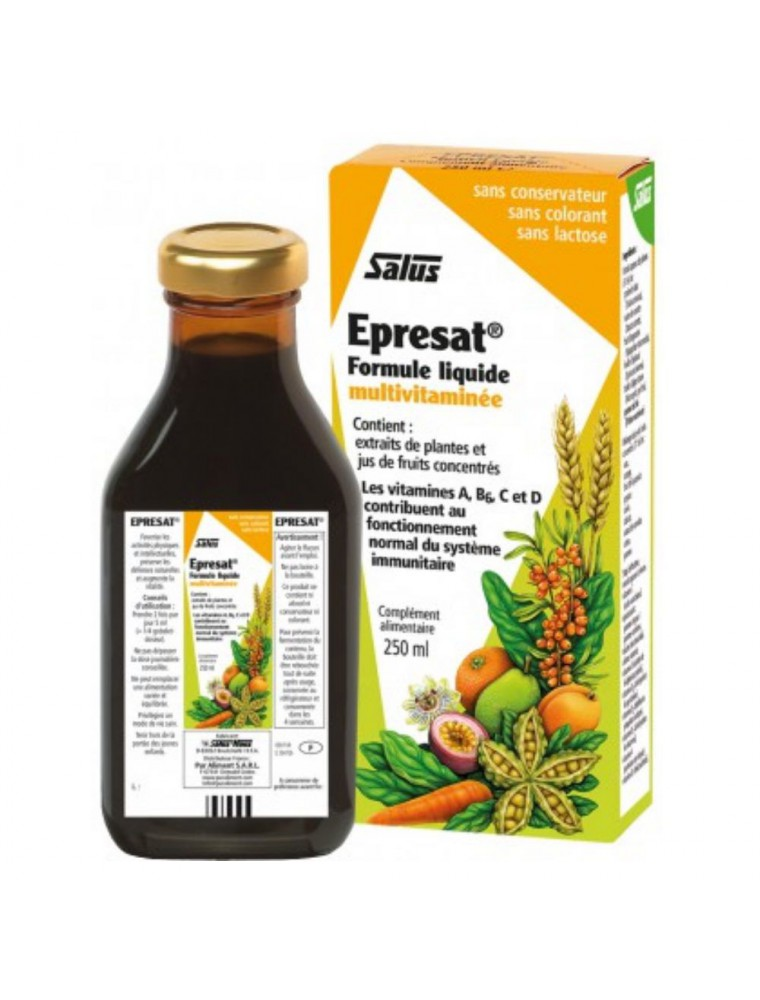 Epresat - Vitalité et Immunité 250 ml - Salus