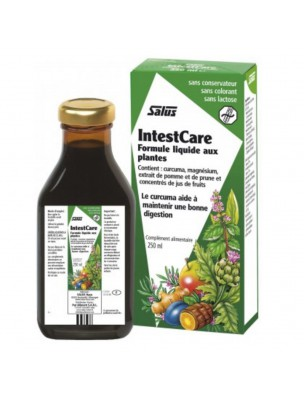 IntestCare - Digestion 250 ml - Salus