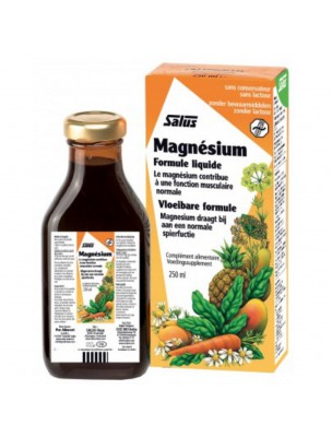 Magnesium - Fatigue et Muscles 250 ml - Salus