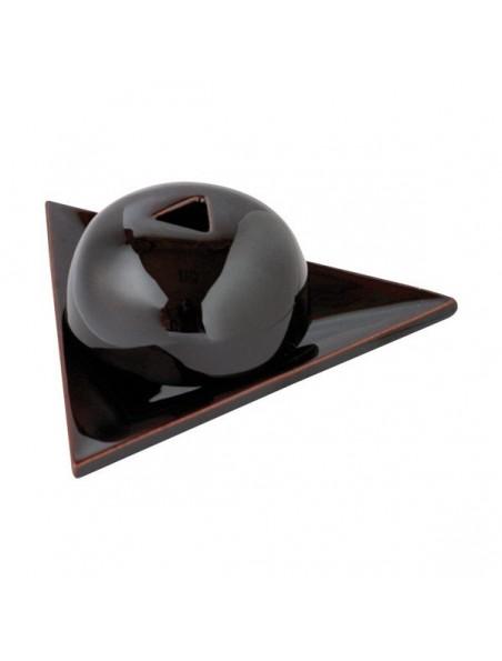 Brûleur Papier d'Arménie - Marron chocolat
