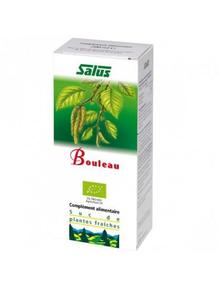 Bouleau Bio - jus de plante fraîche 200 ml – Salus