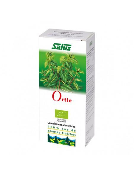 Ortie Bio - Jus de plante fraîche 200 ml - Salus