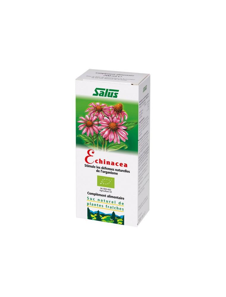 Echinacea Bio - jus de plante fraîche 200 ml – Salus