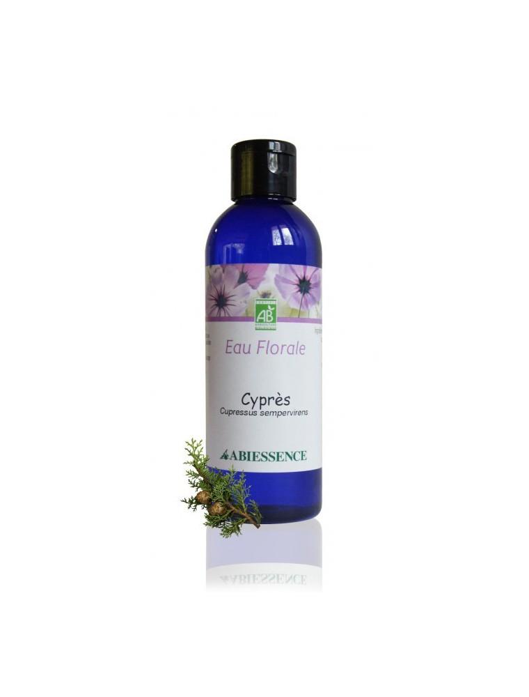 Cyprès Bio - Hydrolat (eau florale) 200 ml - Abiessence