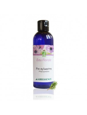 Pin sylvestre Bio - Hydrolat (eau florale) 200 ml - Abiessence