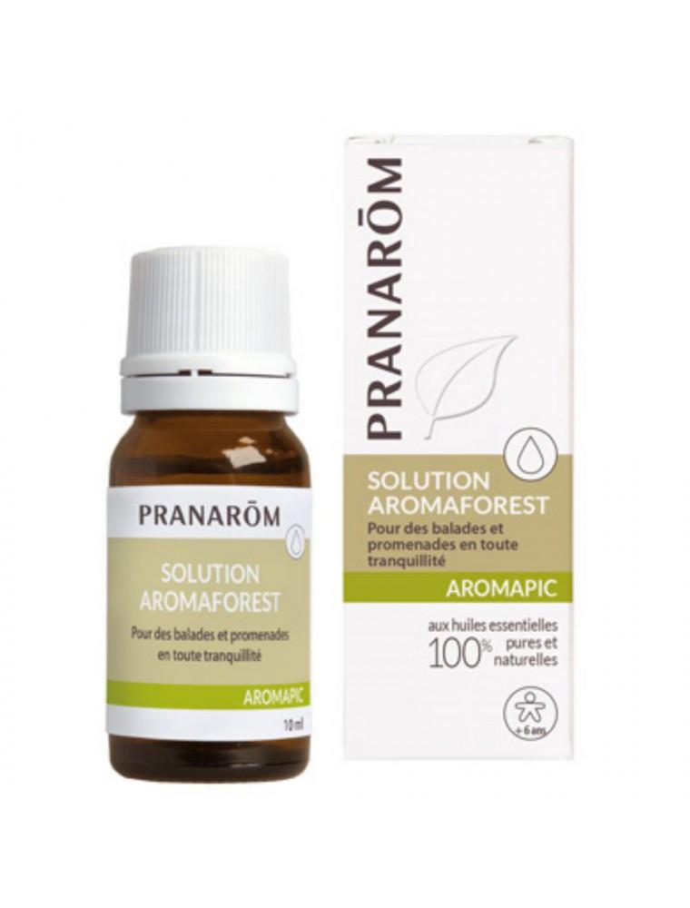 Aromaforest Lotion anti-tiques - Pour des ballades en toute tranquilité 10 ml - Pranarôm
