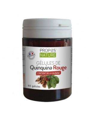 Quinquina rouge - Digestion 60 gélules - Propos Nature
