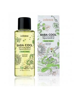 Baba Cool Amandier - Huile de soin parfumée 100 ml - Indemne